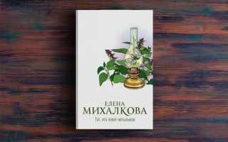 Тот, кто ловит мотыльков – Елена Михалкова