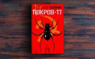 Покров-17 – Александр Пелевин