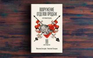 Вооружение отделов продаж – Максим Батырев