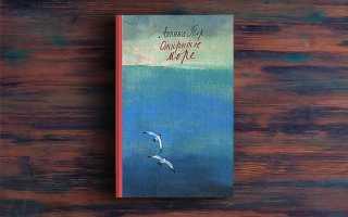 Открытое море – Анника Тор