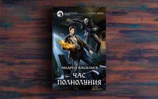 Час полнолуния – Андрей Васильев